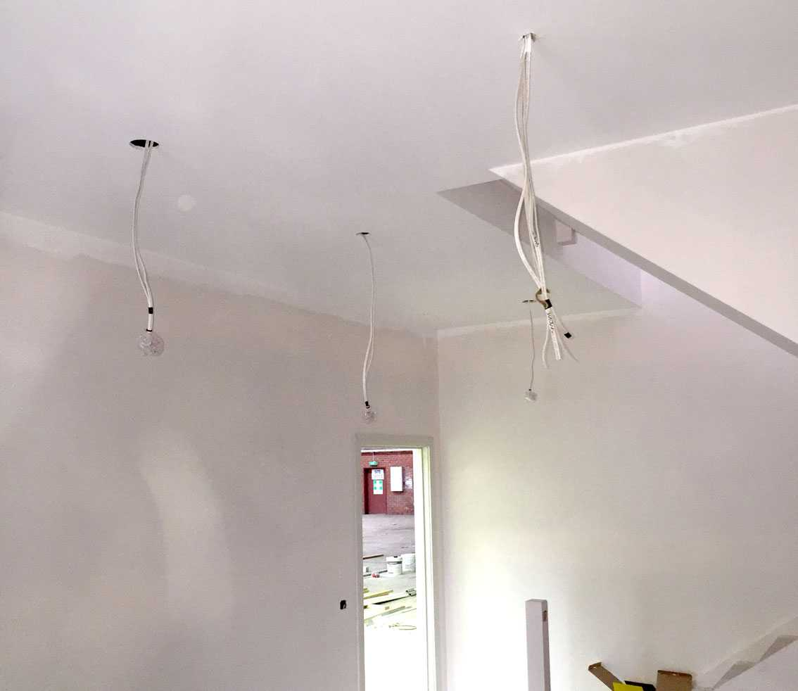Electrical Fit Out For Shopping Centre In Springvale Edc
